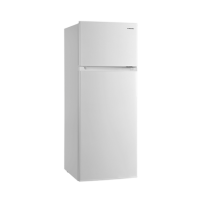 ΨΥΓΕΙΟ INVMS207AW DOUBLE DOOR WHITE 207L INVENTOR