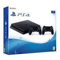 PS4 1TB F CHASSIS + 2nd DS4 SONY